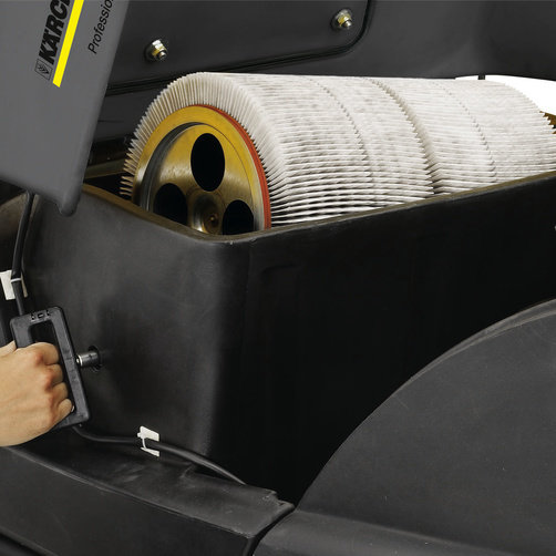 自动过滤器清洁系统,大过滤面积