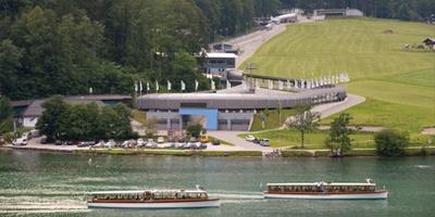 国王湖冰道 - 贝希特斯加登,德国
