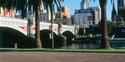 王子桥 - 墨尔本,澳大利亚