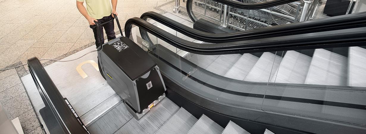 BR 47/35 Esc扶梯清洗机