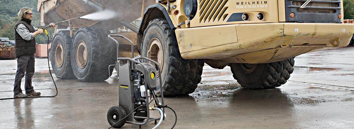 HD 9/20-4 Classic冷水高压清洗机