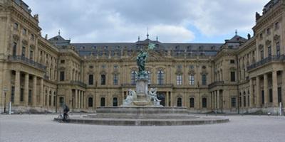 德国法兰克尼亚喷泉