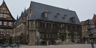 德国奎德林堡市政厅
