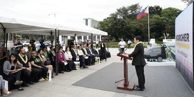 黎萨尔纪念碑-马尼拉,菲律宾