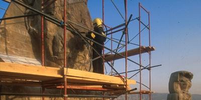 门农巨像 - 底比斯西部,埃及