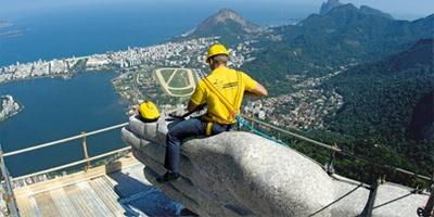 基督像 - 里约热内卢,巴西