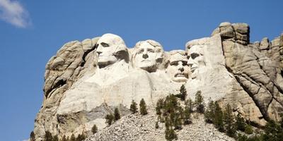 总统山 - 黑山,美国