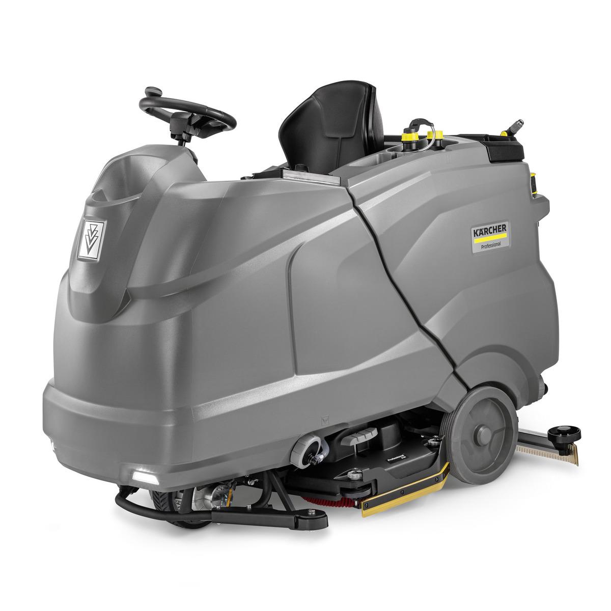 B 200 R 洗地吸干机
