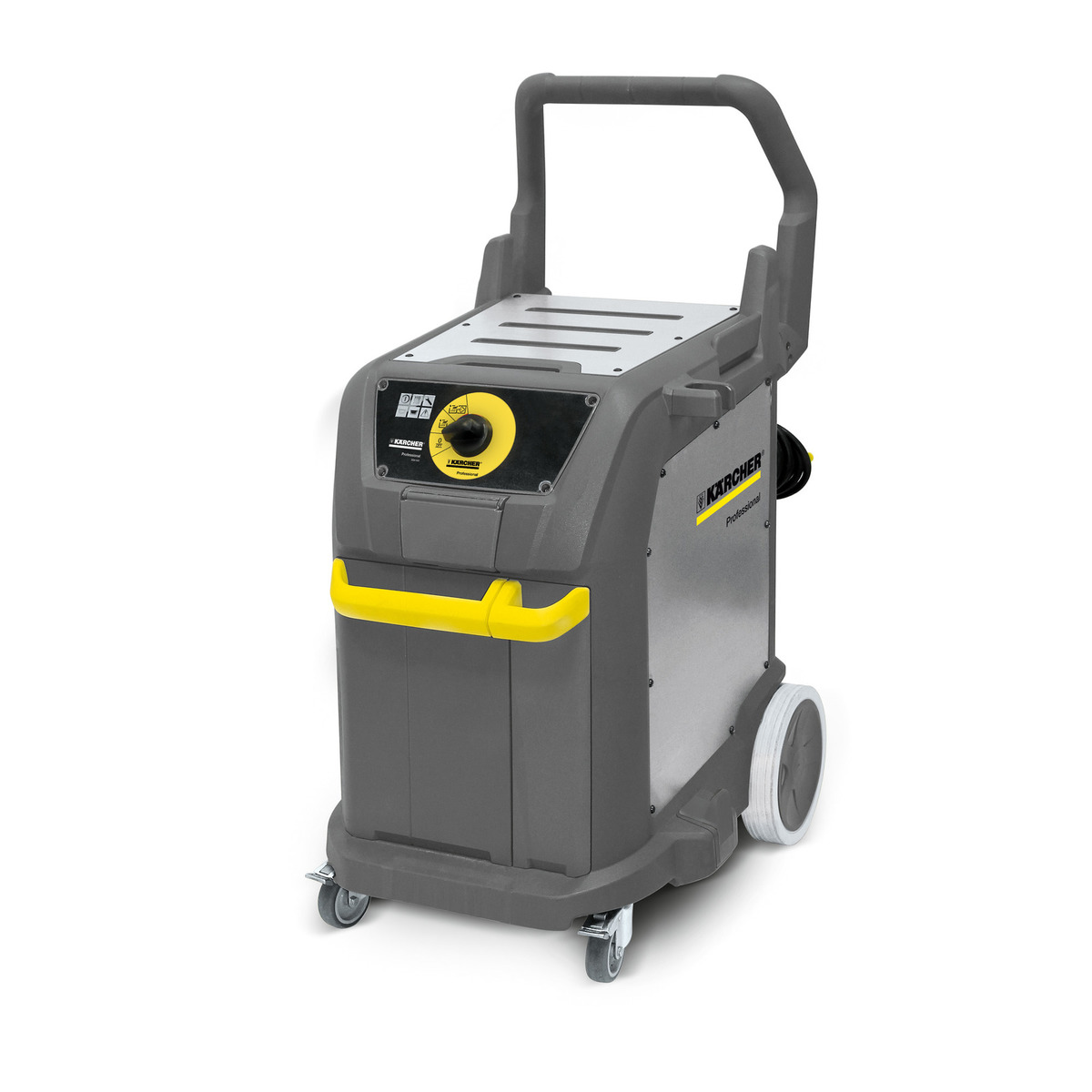 SGV 6/5蒸汽真空清洗机