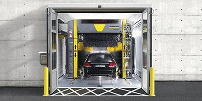 车辆清洗系统