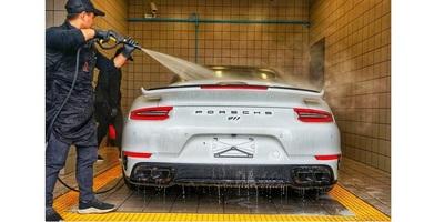 自助洗车系统