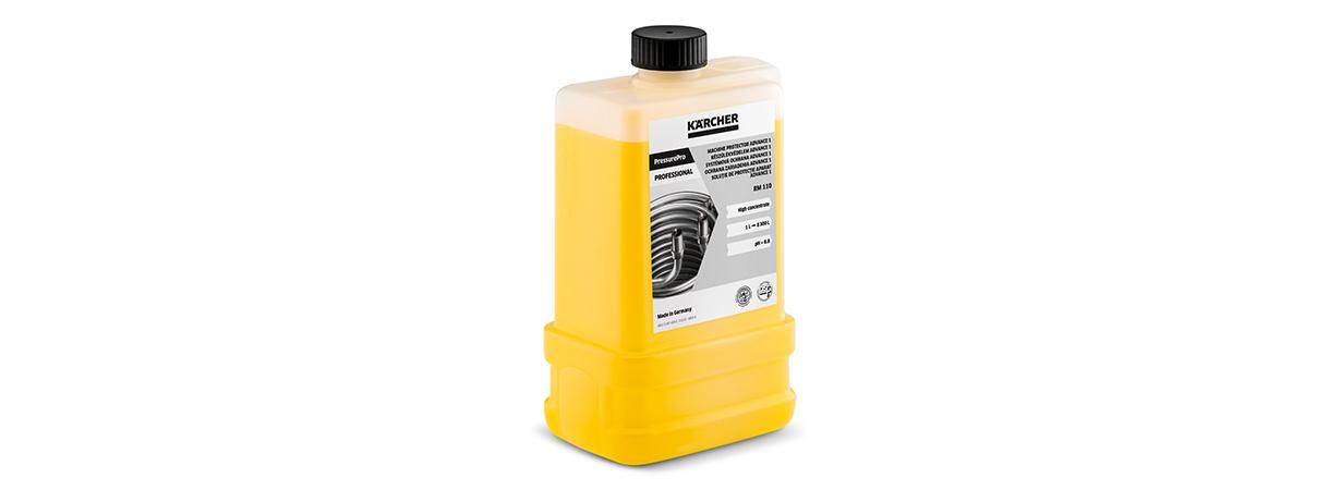 RM110 热水高压机阻垢保养剂