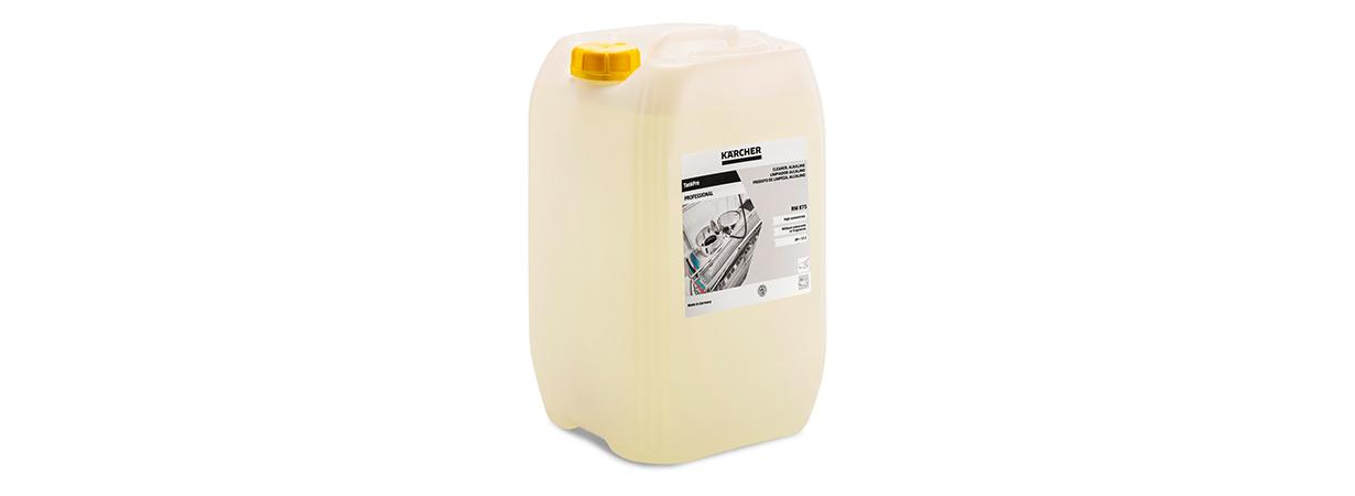 RM 875 专业罐体碱性清洁剂