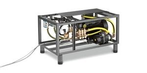 HDI 30/10 or 38/12 固定式高压泵