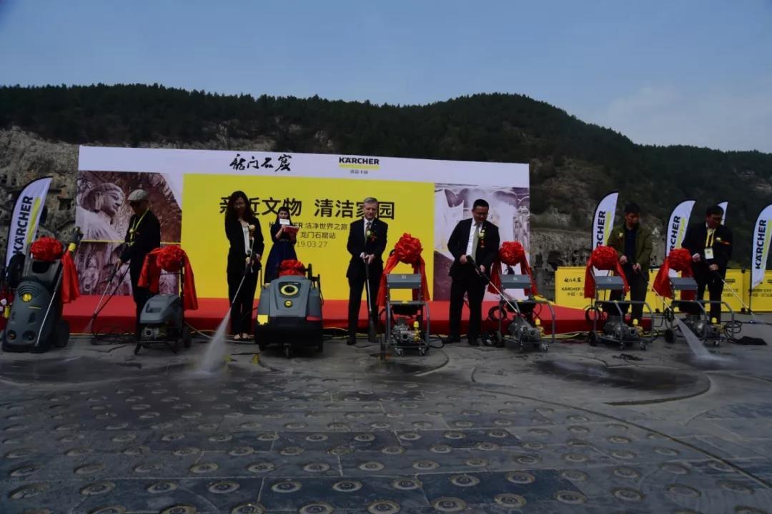 龙门石窟 - 洛阳,中国