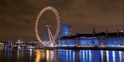 伦敦眼 - 伦敦,英国