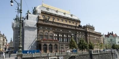 布拉格国家剧院 - 布拉格,捷克共和国