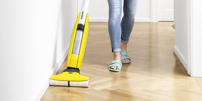 木地板清洁技巧