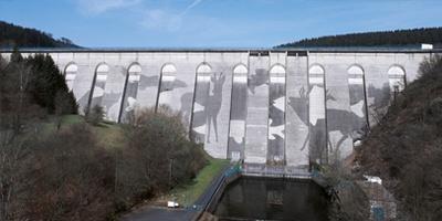 奥利弗大坝 - 黑伦塔尔,德国