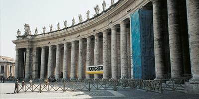 柱廊 - 梵蒂冈城, 梵蒂冈