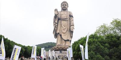 灵山大佛 - 无锡,中国