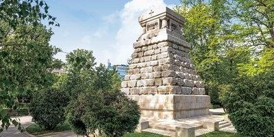 保加利亚医生纪念碑的意义