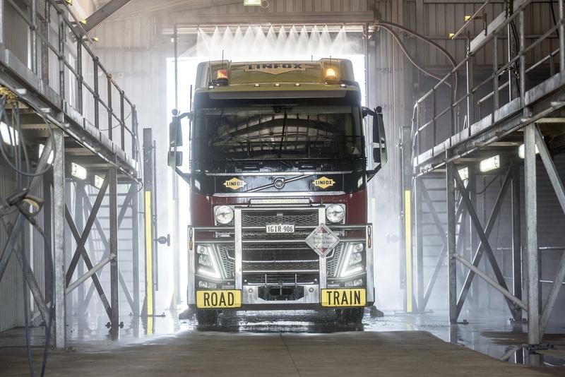 世界上最长的公路卡车