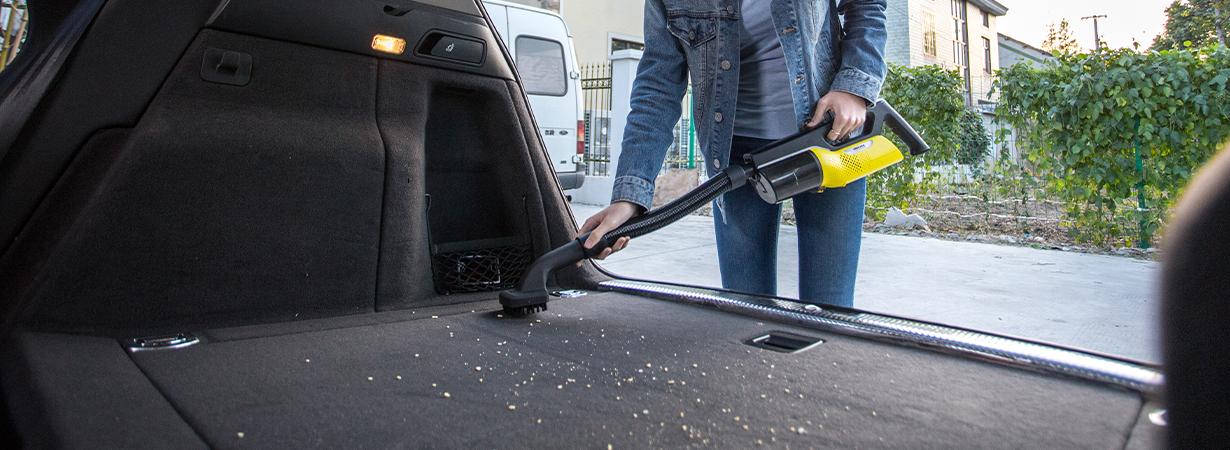 无线吸尘器 VC4I专用 车用清洁套装