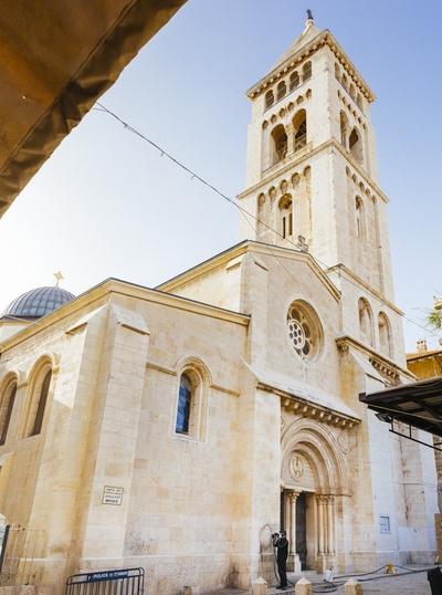 救世主教堂II – 耶路撒冷,以色列