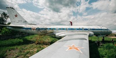 喷气式飞机 - 莫尼诺,俄罗斯