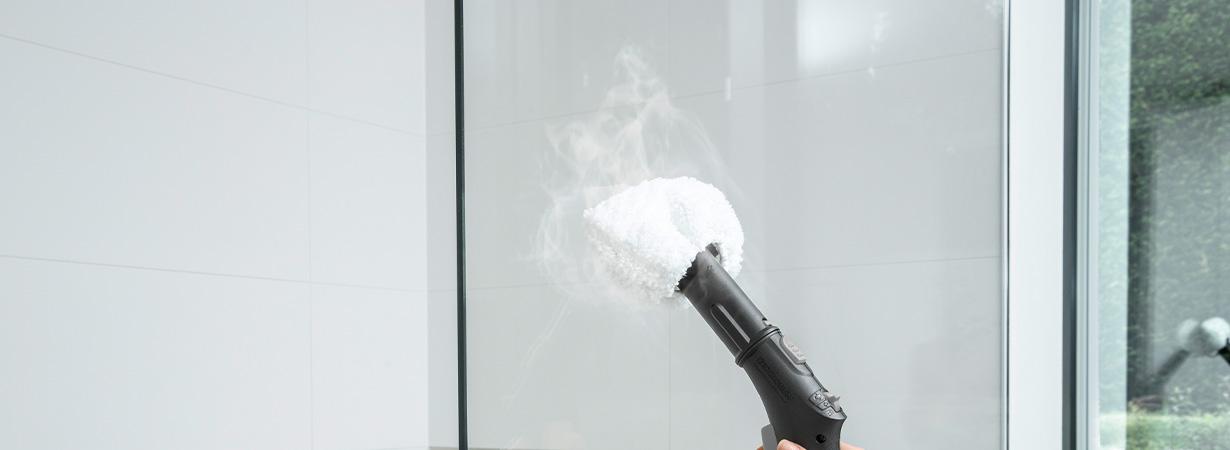 SC 3 EASYFIX PREMIUM 蒸汽吸尘器(白)