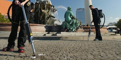 海王星喷泉 - 柏林,德国