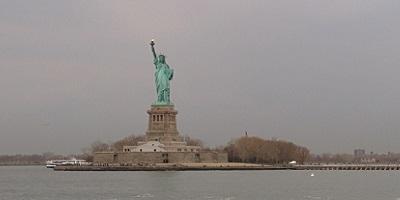 自由女神 - 纽约,美国