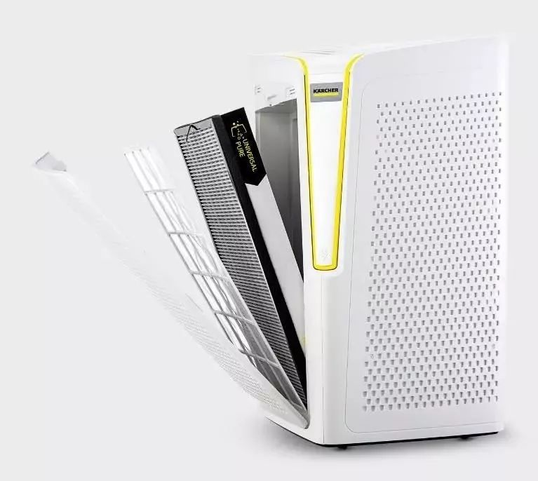卡赫空气净化器帮助你宅家通风防毒