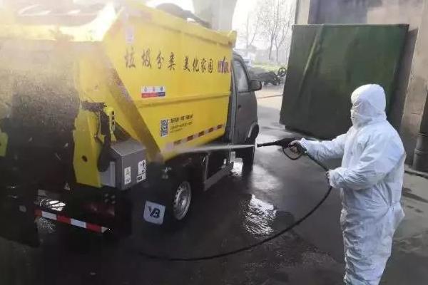 卡赫驰援武汉 首批高温蒸汽杀菌设备直达疫情前线