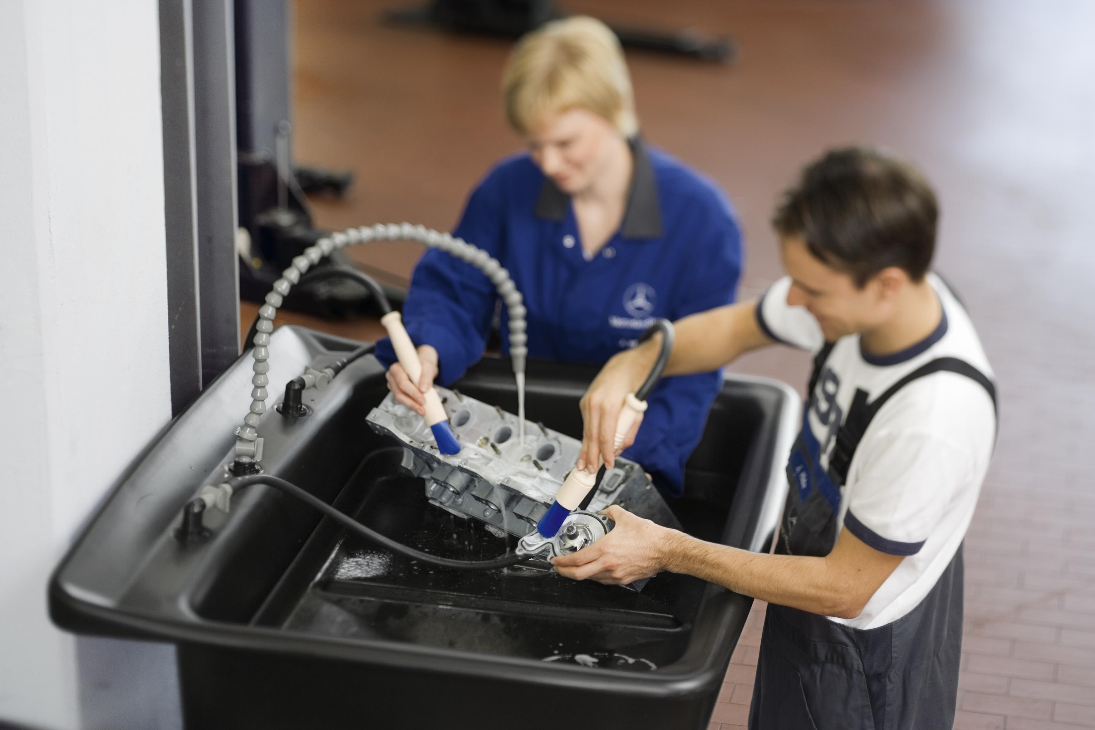 零部件清洗机
