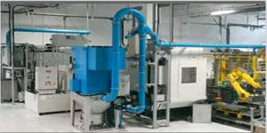 工业真空吸尘系统产品