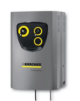 固定式高压冷水热水机