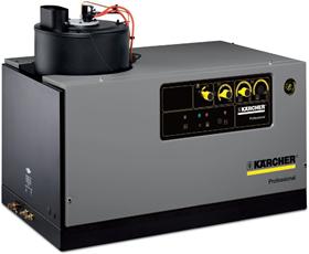 固定式高压热水机(柴油/天然气)