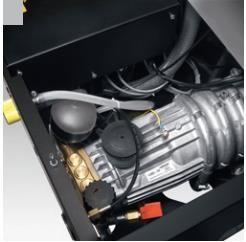 四级低速水冷电机  (燃油加热)