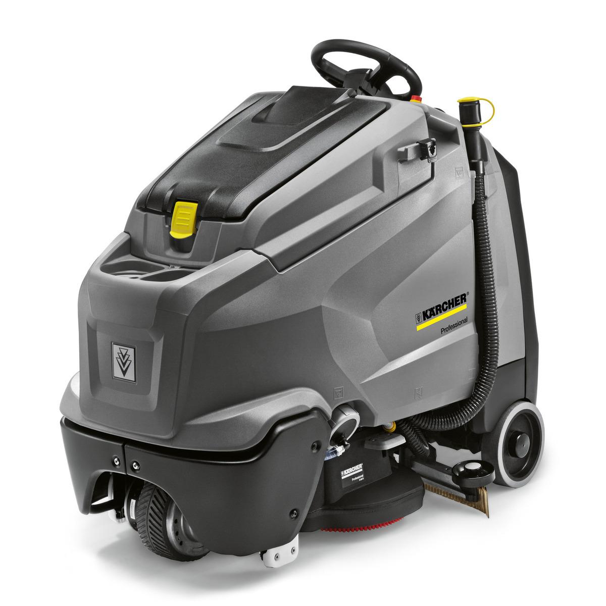 B 95 RS洗地吸干机