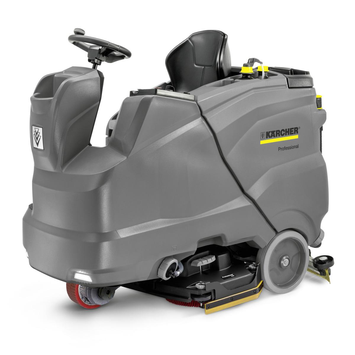 B 150 R洗地吸干机