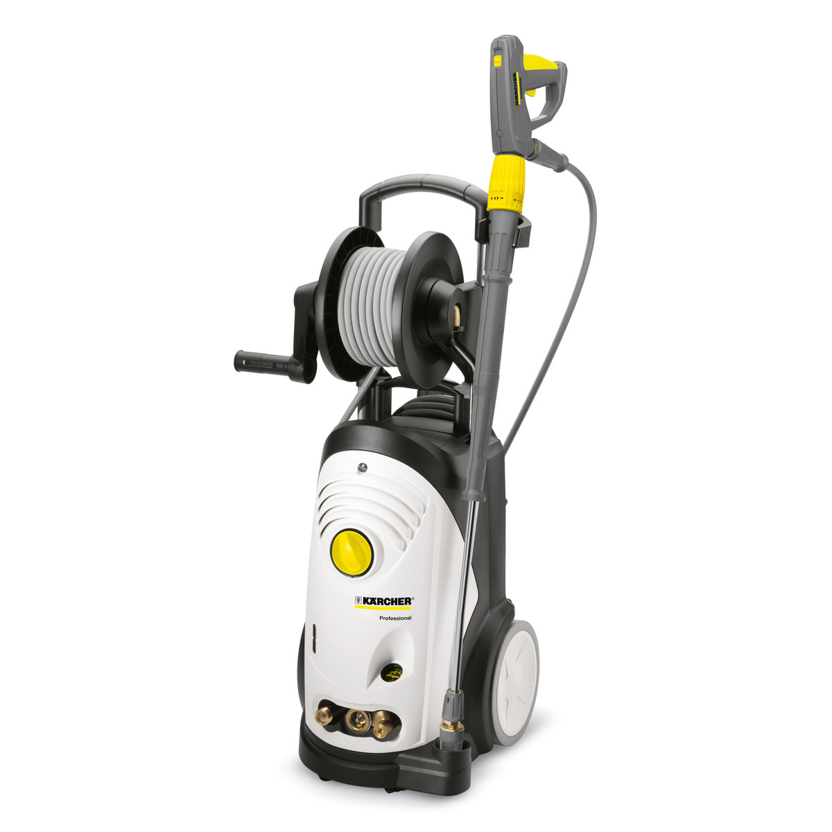 HD 7/10 CXF食品级冷水高压清洗机