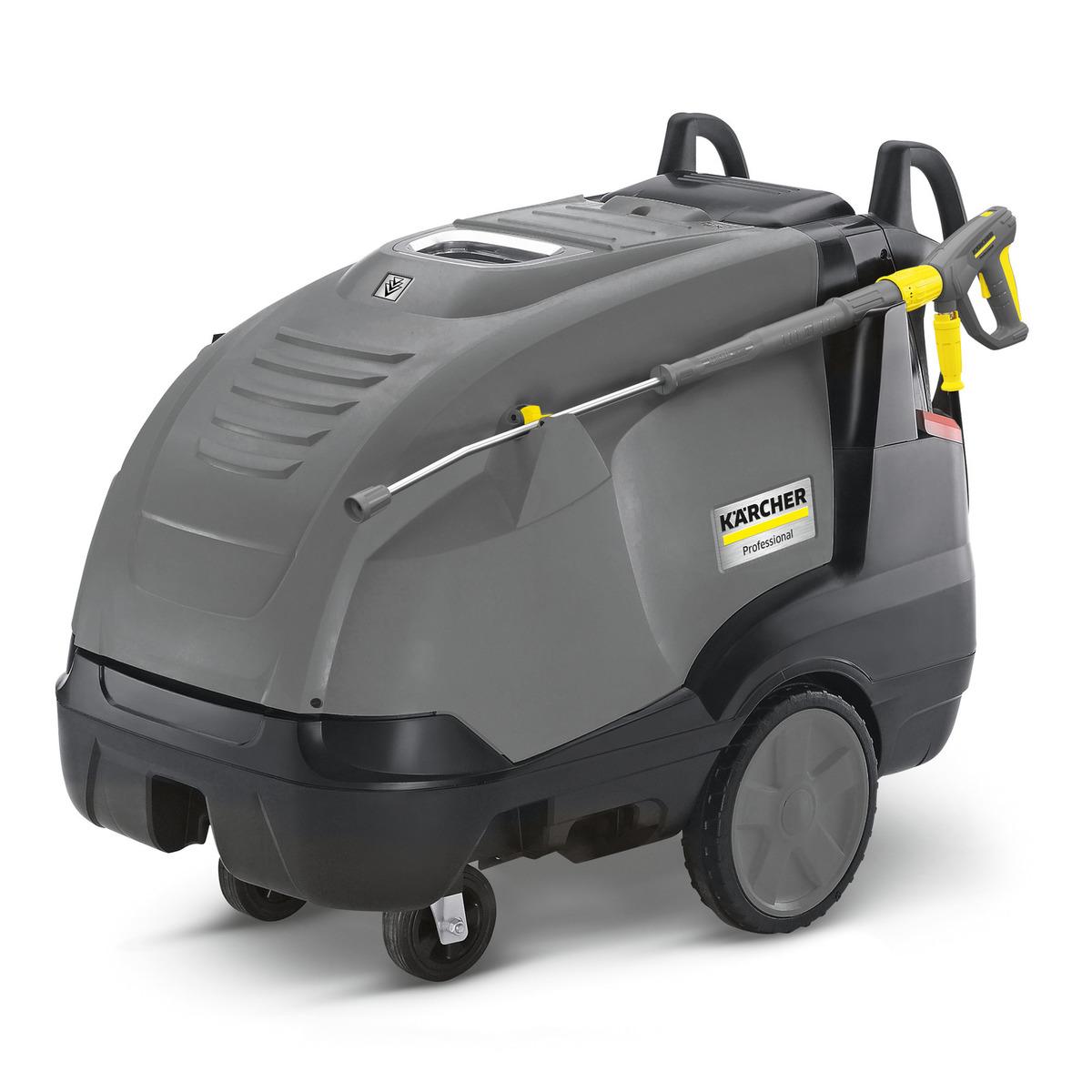 HDS 12/18-4 S热水高压清洗机
