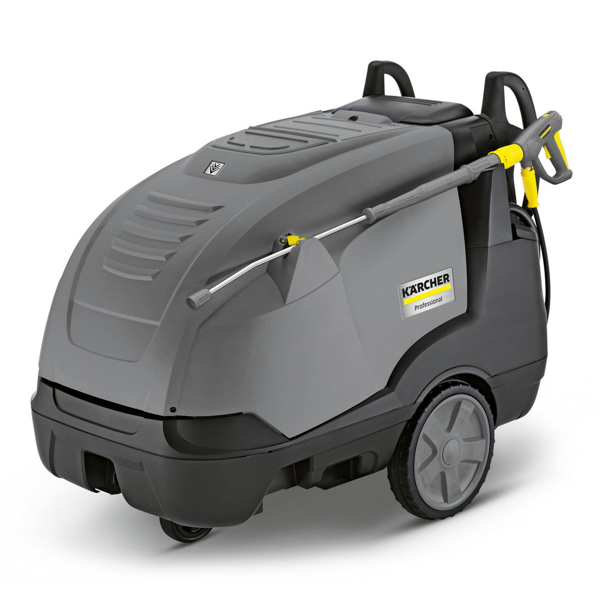HDS-E 8/16-4 M 36 KW 电加热热水高压清洗机