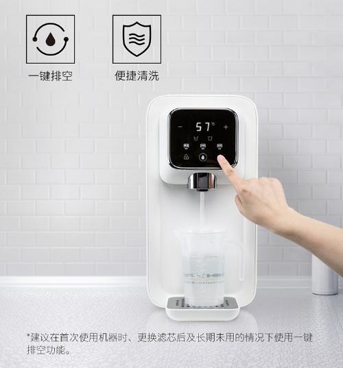 水是生命的源泉,直饮水如何做到杀菌消毒?卡赫净饮机帮助您健康饮水