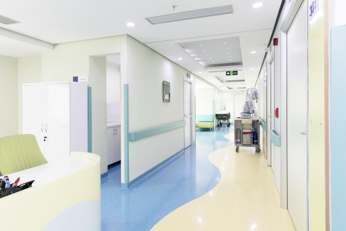 医院清洁解决方案