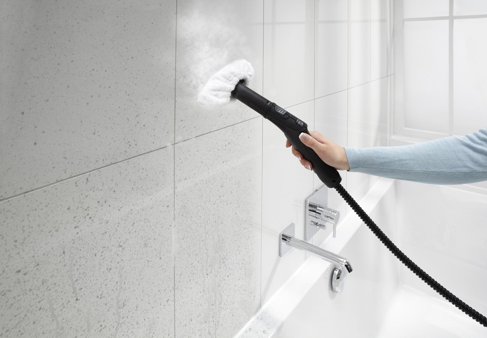 如何正确掌握浴室清洁的的窍门?卡赫来帮你