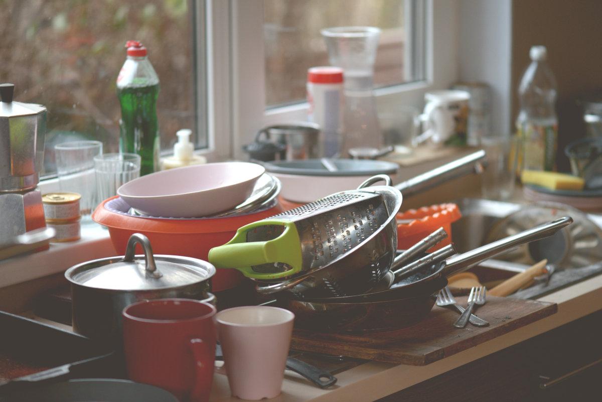 如何让厨房焕然一新?卡赫蒸汽机可以做到!