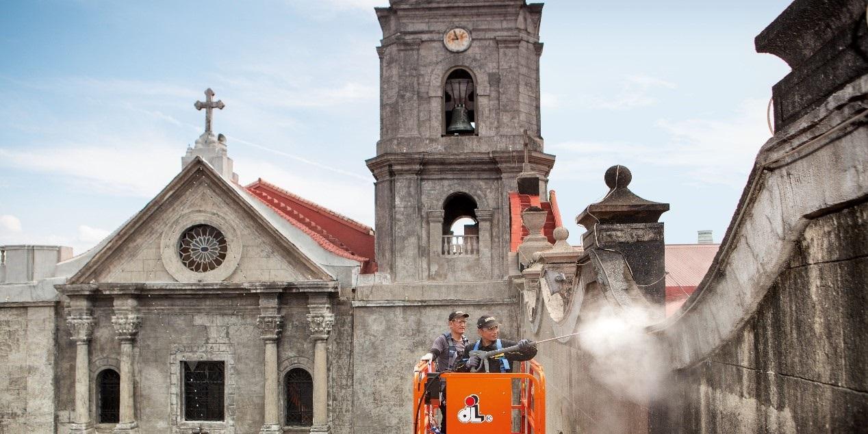 圣奥古斯汀教堂 - 马尼拉,菲律宾